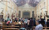 Video: Tiếng la hét rợn người tại hiện trường vụ đánh bom kinh hoàng ở Sri Lanka