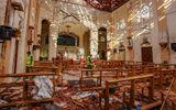 790 người thương vong trong 8 vụ đánh bom liên hoàn ở Sri Lanka