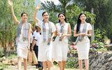 Dàn người đẹp Việt khoe nhan sắc thuần khiết như hoa ban giữa núi rừng Tây Bắc