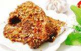 Món ngon mỗi ngày: Nắng nóng 40 độ, tranh thủ làm thịt heo 1 nắng ngon cơm