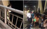 Đã tìm thấy thi thể góa phụ nhảy cầu Hồ tự tử ở Bắc Ninh