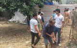 Vụ bác rể sát hại cháu, vùi dưới đống gạch ở Hà Nội: Hàng xóm bàng hoàng khi biết tin