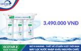 Top 3 máy lọc nước nano dưới 6 triệu tốt nhất hiện nay