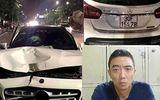 Vụ tai nạn 2 người chết ở Hà Nội: Hé lộ nồng độ cồn cực cao của tài xế Mercedes