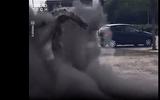 """Video: """"Rồng tro bụi"""" đập cánh như thật nhờ công nghệ VFX"""