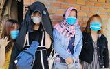 Nhóm hiệp sĩ giải cứu 4 thiếu nữ bị lừa ép vào quán cà phê kích dục