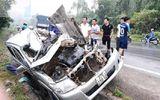 Nghệ An: Va chạm kinh hoàng trên quốc lộ 48, tài xế tử vong tại chỗ
