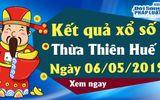 Trực tiếp kết quả Xổ số Thừa Thiên Huế thứ 2 ngày 6/5/2019