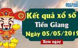 Kết quả xổ số Tiền Giang ngày 5/5/2019