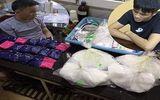Hưng Yên: Bắt giữ đối tượng vận chuyển gần 4kg ma túy đá bằng xe taxi