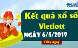 Kết quả xổ số Vietlott hôm nay thứ Hai ngày 6/5/2019