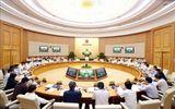 Thủ tướng Nguyễn Xuân Phúc chủ trì phiên họp Chính phủ thường kỳ tháng 4