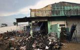 TP.HCM: Cháy lớn tại kho chứa tài liệu xe buýt rộng 1.000m2