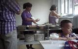 Bếp ăn bệnh viện Thanh Nhàn có đảm bảo an toàn vệ sinh thực phẩm?