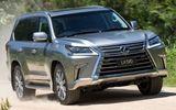 """Bảng giá Lexus mới nhất tháng 5/2019: """"Chuyên cơ mặt đất"""" LX570 vẫn án ngữ mức 8,18 tỷ đồng"""