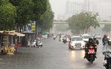Dự báo thời tiết ngày 7/5: Cảnh báo mưa dông trên diện rộng