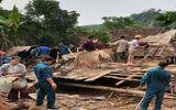 Nghệ An: Lốc xoáy làm hơn 30 nhà dân bị tốc mái, sét đánh chết trâu