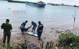 Đang câu cá thấy vật lạ sát bờ sông, lại gần kiểm tra tá hỏa phát hiện xác chết