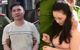 """Hình ảnh đầu tiên của """"trùm"""" ma túy Văn Kính Dương và hot girl Ngọc Miu tại tòa"""
