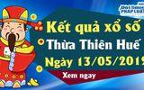 Trực tiếp kết quả xổ số Thừa Thiên Huế hôm nay, thứ 2 ngày 13/5/2019
