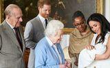 Chính thức công bố tên con trai của Hoàng tử Harry và Công nương Meghan