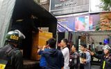 Hà Nội: Công an bất ngờ khám xét hàng loạt cửa hàng của Nhật Cường Mobile