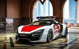 Video: Mãn nhãn với siêu xe triệu đô dùng để săn đuổi tội phạm tại Abu Dhabi
