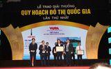 Tập đoàn Mường Thanh xuất sắc  nhận giải thưởng Quy hoạch Đô thị Quốc gia