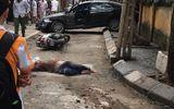 Xác định danh tính nữ tài xế lùi Camry cán chết người đi xe máy trên phố Hà Nội