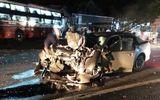 Vụ xe khách đấu đầu ôtô con, 2 người chết: 1 nạn nhân là cán bộ CSGT Lâm Đồng