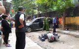 Nữ tài xế xe Camry lùi xe cán chết người trên phố Hà Nội