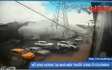 Video: Nổ kinh hoàng tại nhà máy thuốc súng, hơn 30 người thương vong ở Colombia