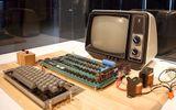 Máy tính Apple đời đầu còn sót lại dự kiến được bán gấp khoảng 900 lần giá gốc
