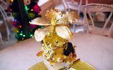 Cận cảnh ly kem dát vàng đắt nhất thế giới, giá lên đến hơn 20 triệu đồng