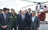 Tổng thống Putin chỉ đạo phát triển lực lượng không gian, ưu tiên lá chắn vũ khí siêu thanh