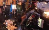 Hưng Yên: Va chạm kinh hoàng với ô tô, 4 người thương vong