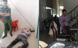 Vụ 2 người thương vong vì bị cứa cổ ở Nghệ An: Nghi phạm giả vờ ngất xỉu