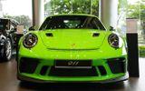 Cận cảnh siêu xe Porsche 911 giá gần 14 tỷ đồng vừa xuất hiện tại Hà Nội