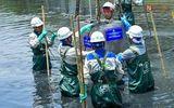 Video: Cận cảnh công nghệ Nano-Bioreactor làm sạch dòng sông Tô Lịch