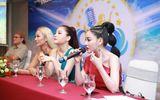 Ngọc Ny The Voice khoe dáng gợi cảm, khẳng định công tâm khi chấm thi 'Ngôi Sao Tiếng Hát Đại Dương'