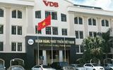 Dự án ngân hàng VDB đội vốn 3.800%