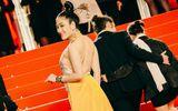 Tin tức giải trí - Sau Ngọc Trinh, Hoa hậu Tuyết Nga xuất hiện trên thảm đỏ Cannes