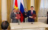 Tin trong nước - Hội Luật gia Việt Nam ký kết Thỏa thuận hợp tác chiến lược với Hội Luật gia Liên bang Nga