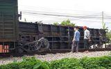 Tin trong nước - Nguyên nhân tàu hỏa trật bánh tại Nam Định khiến đường sắt Bắc-Nam tê liệt