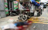 Tin tức tai nạn giao thông mới nóng nhất hôm nay 23/5/2019: Lật xe ba gác, 1 người tử vong