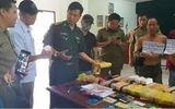 An ninh - Hình sự - Quảng Trị: Bắt 3 đối tượng mang 100.000 viên ma túy vào Việt Nam