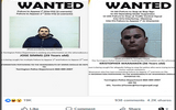 Tội phạm truy nã hứa sẽ ra đầu thú nếu bài đăng truy nã hắn trên FB đủ 15.000 likes