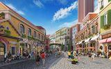 """Tài chính - Doanh nghiệp - """"Điểm huyệt"""" thị trường địa ốc: shophouse hút khách vì sở hữu hàng loạt ưu điểm"""