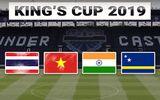 Thể thao 24h - Tin tức thể thao mới nóng nhất hôm nay 25/5/2019: VTC chính thức có bản quyền King