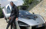Christiano Ronaldo tậu siêu phẩm Mclaren Senna giá hơn 1 triệu USD